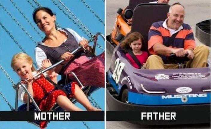 padres madre vs padre12 - Madres Vs Padres
