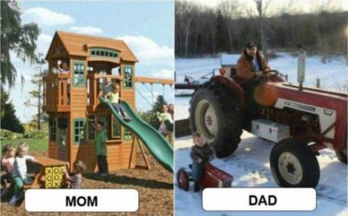 padres madre vs padre17 - Madres Vs Padres