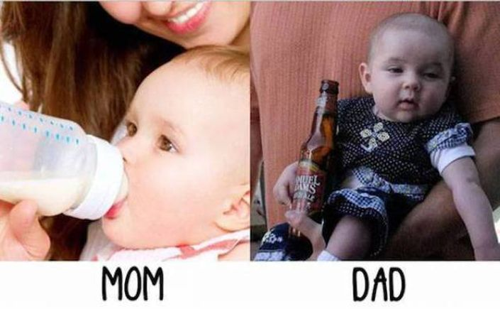 padres madre vs padre19 - Madres Vs Padres