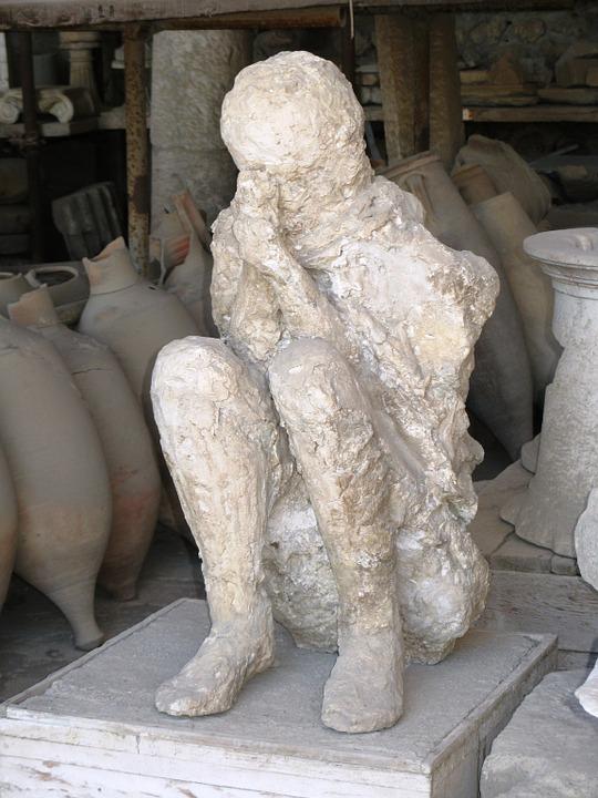 Pompeya, así fueron sus últimas 48 horas
